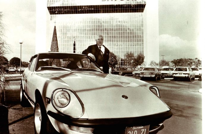 Father of Datsun 240Z dies at age 105