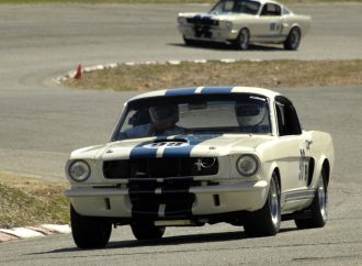 Shelby GT350 50th anniversary and reunion