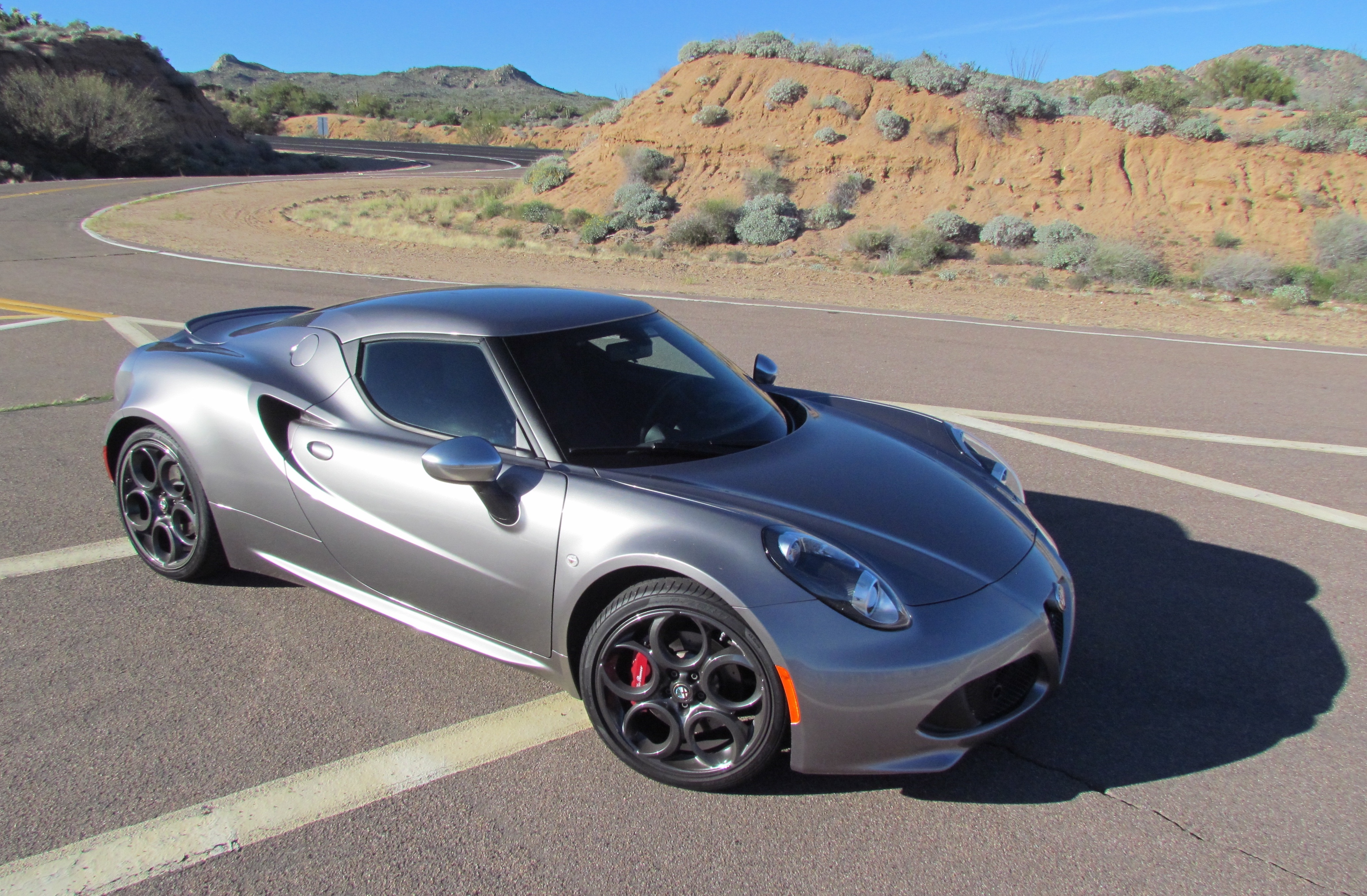 driven 2015 alfa romeo 4c coupe journal. Black Bedroom Furniture Sets. Home Design Ideas