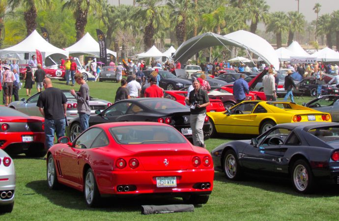 Desert Concorso gets new home, date and partner