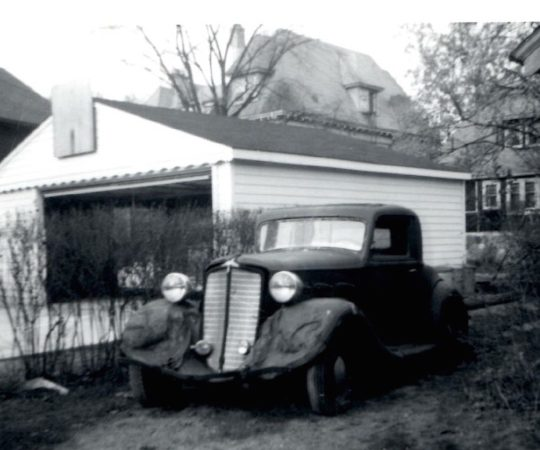 My Classic Car: Al's 1934 REO Flying Cloud coupe