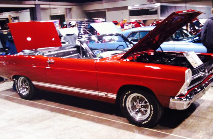 My Classic Car: Harry's 1966 Ford Fairlane GT convertible