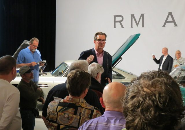 Join the ClassicCars.com RM Sotheby's Insiders auction tour at Monterey 2015