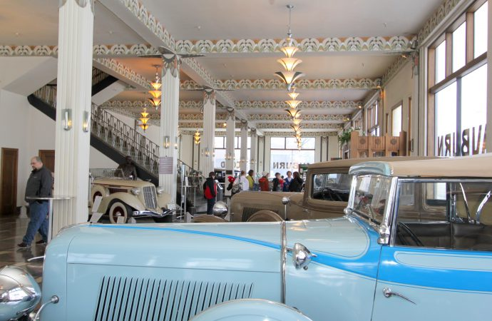 Museum hosts 'Classic Car Detailing Tech Session' and 'Afternoon of the White Gloves'
