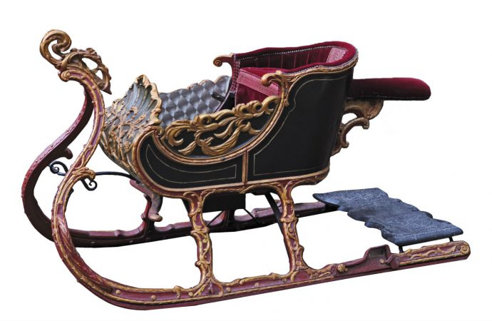 Bonhams does $1.65 million with horse-drawn carriages
