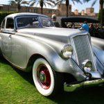 1933 Pierce-Arrow Silver Arrow Robert Diepenbrock