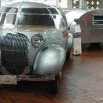 1934 McQuay Norris Streamliner with trailer  Steve Purdy