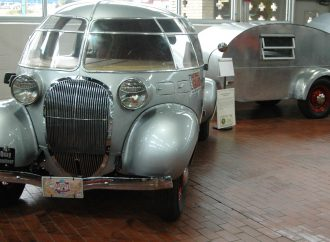 Lane Motor Museum cars can be 'bought' for rally
