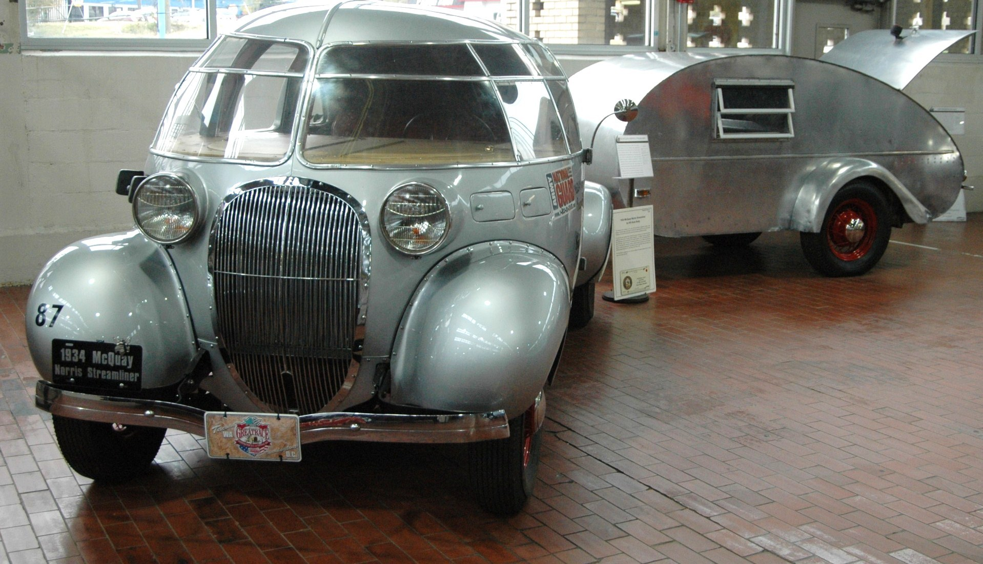 Lane Motor Museum cars can be \'bought\' for rally - ClassicCars.com ...