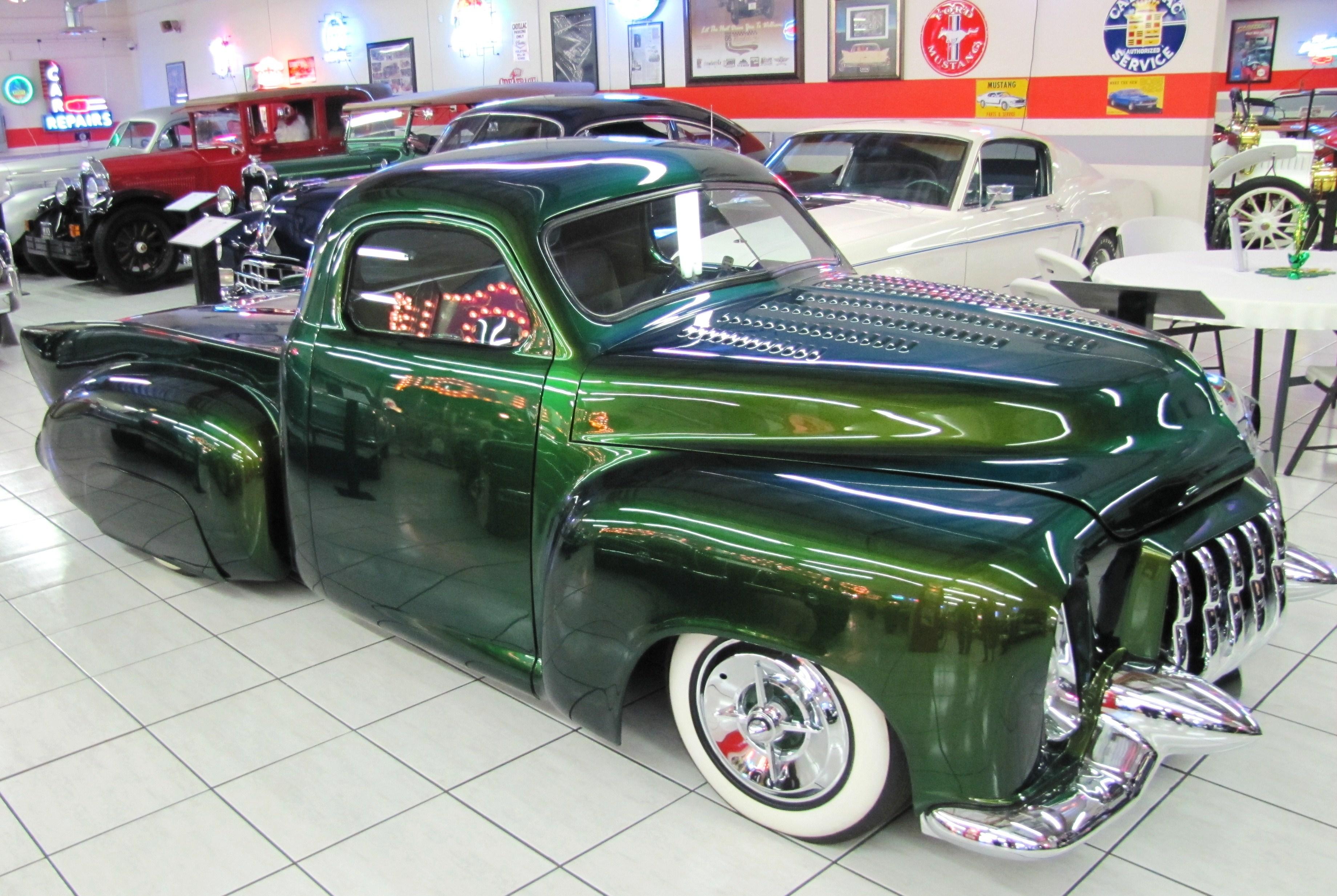 Martin Auto Museum Classiccars Com Journal