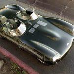 1955-Jaguar-D-Type-Above