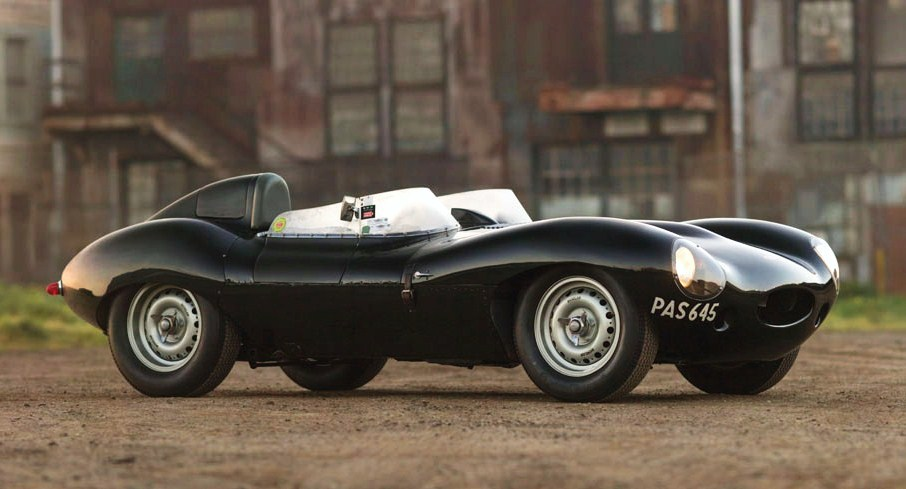 1955 Jaguar D-Type chassis number XKD 530 has an intriguing back story |RM Sotheby's