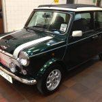 2001 Rover Mini Cooper