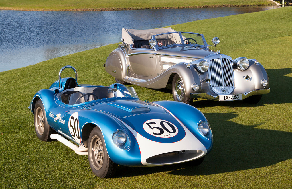 The 2014 concours-winning Horch and Scarab   Neil Rashba
