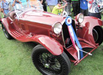 Cord, Alfa Romeo win Amelia Island best of show awards