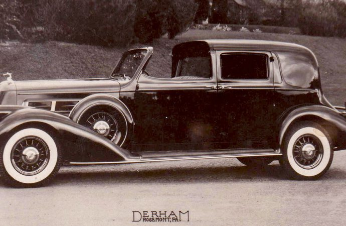 Classic Profile: Derham Body Company, last coachbuilder of the classic era