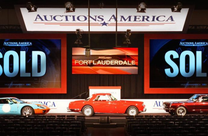 Fort Lauderdale kick starts Auctions America's sales season