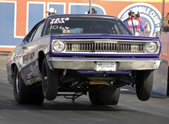 Eye Candy: March Meet vintage drag racing