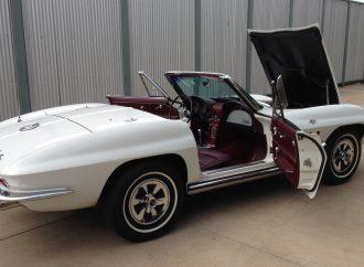 My Classic Car: Jim's 1965 Chevrolet Corvette