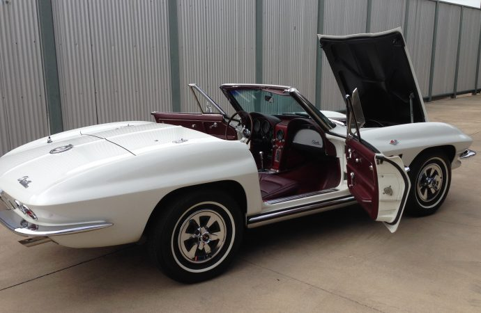 My Classic Car: Jim's 1965 Chevrolet Corvette