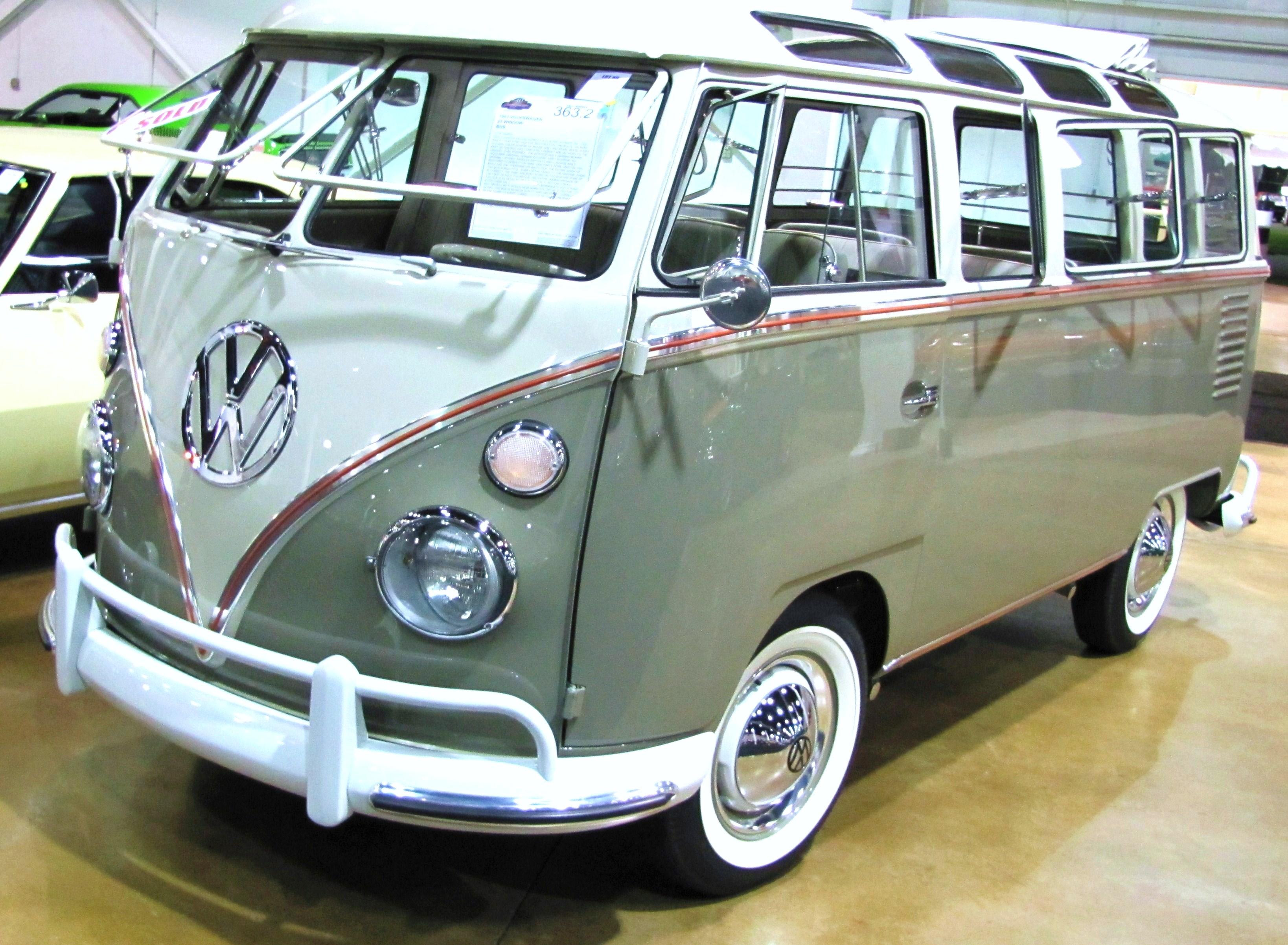 Still groovy, the VW microbus turns 65 - ClassicCars.com ...