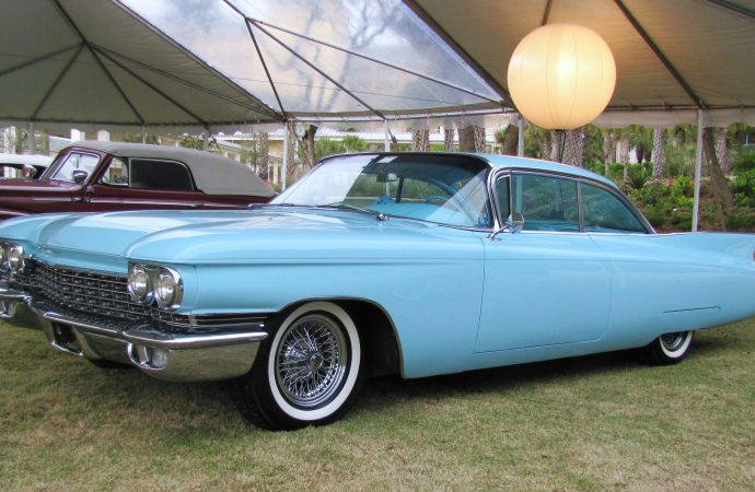 What caught my eye at Amelia Island Select auction