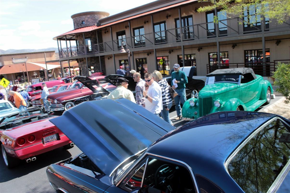 Cave Creek Classic Car Auction