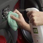 Interior_Shampoo_clean_door_controls_with_Hi_Tech_Interior_Microfibre