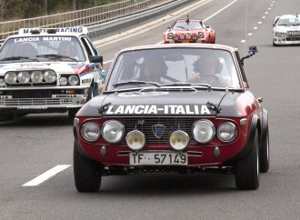 Driven: 1969 Lancia Fulvia heads for Amelia Island
