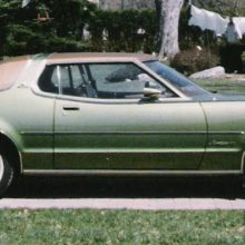 My Classic Car: Carl's 1974 Mercury Montego MX Brougham