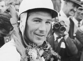 Stirling Moss book to debut at Amelia Island Concours