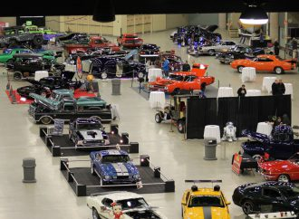 2015 Buffalo Motorama already sold out
