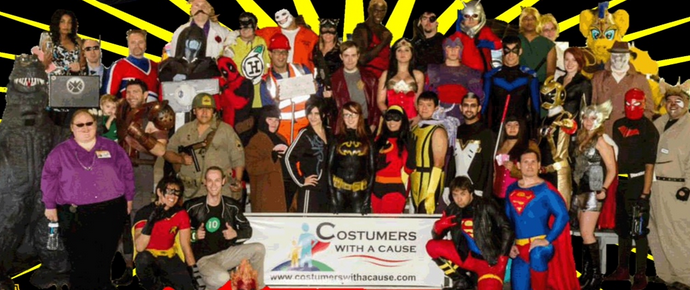 Volo museum hosts superhero night charity event