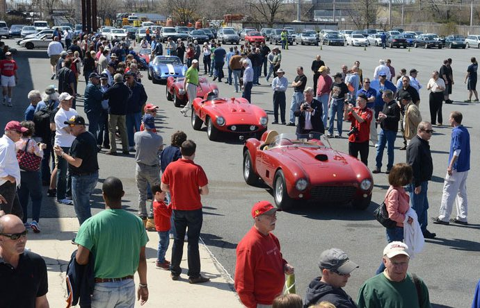 Museums celebrate history, racing this weekend