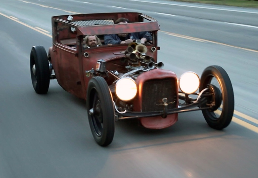 Rat rod culture: Breaking all the rules, traditionally - ClassicCars ...