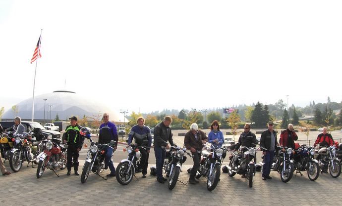 LeMay readies for fourth annual vintage motorcycle meet
