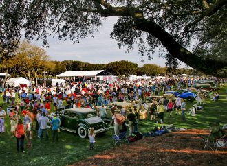 Weather moving Amelia Island concours to Saturday