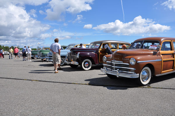 Owls Head Transportation Museum hosts spring auto show