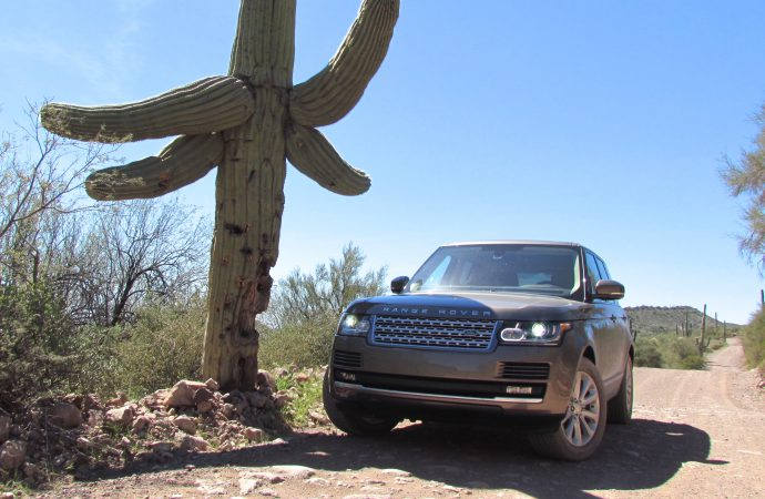 Driven: 2015 Range Rover HSE