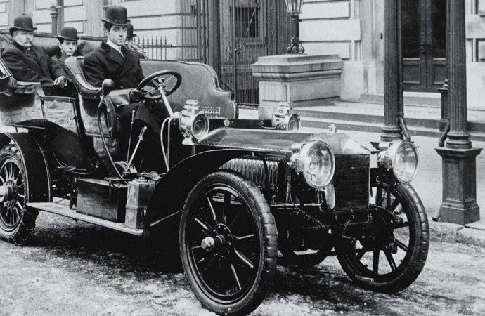 Classic Profile: Rolls-Royce comes to America