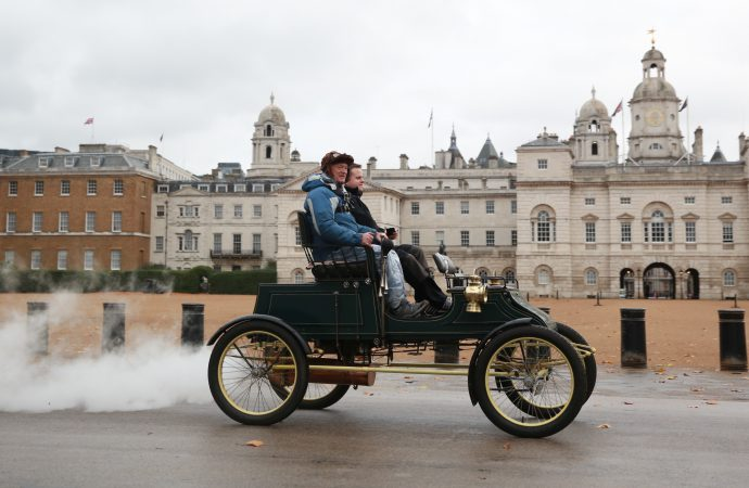 American cars to be featured at 2015 London-to-Brighton rally
