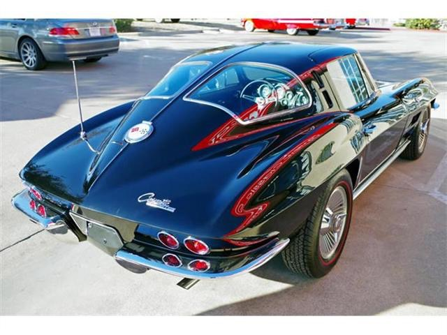 Split-window Corvette among cars offered at Vicari sale