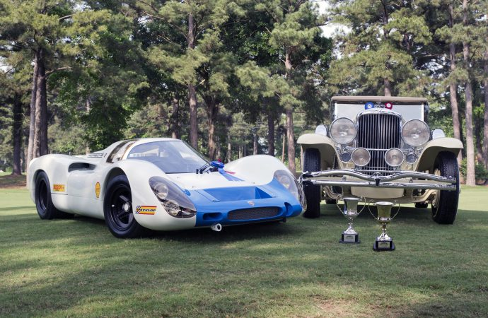 Duesenberg, Porsche take top honors at Concours of Texas