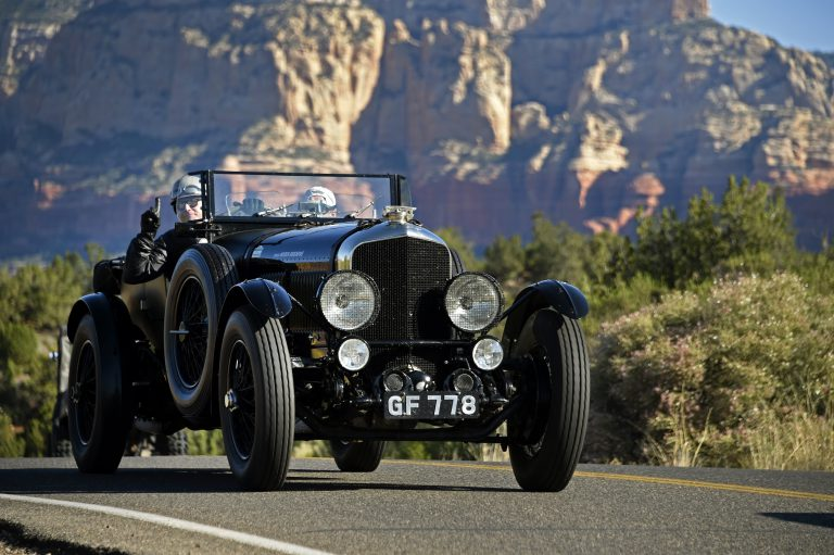Eye Candy: 25th annual Bell Lexus North Scottsdale Copperstate 1000 vintage rally