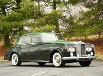 Countdown to Barrett-Jackson Palm Beach: Rolls-Royce