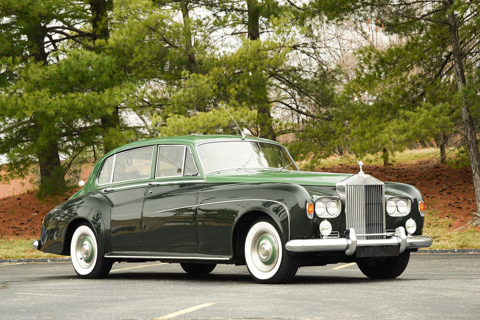 Countdown To Barrett Jackson Palm Beach Rolls Royce