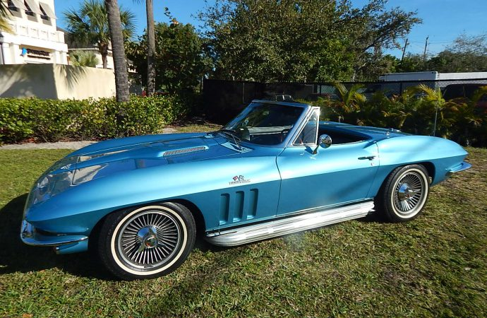 Countdown to Barrett-Jackson Palm Beach: 1963 Chevrolet Corvette L78 convertible