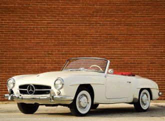 Countdown to Barrett-Jackson Palm Beach: 1959 Mercedes-Benz 190SL