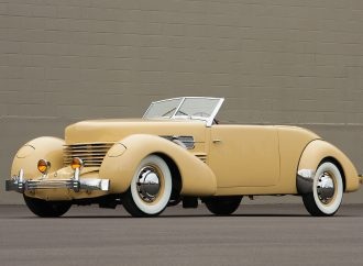 Countdown to Barrett-Jackson Palm Beach: 1937 Cord 812 Phaeton