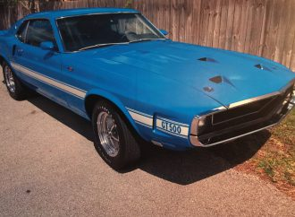 Countdown to Barrett-Jackson Palm Beach: Muscle and pony cars